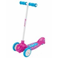 Детский трехколесный самокат с подсветкой Razor Lil Pop