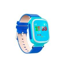 Голубые умные детские часы с GPS Smart Baby Watch Q60S