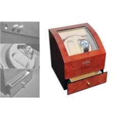Шкатулка для автоподзавода и хранения часов Минимализм