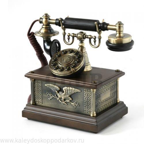 Ретро телефон NOSTALGIE EAGLE