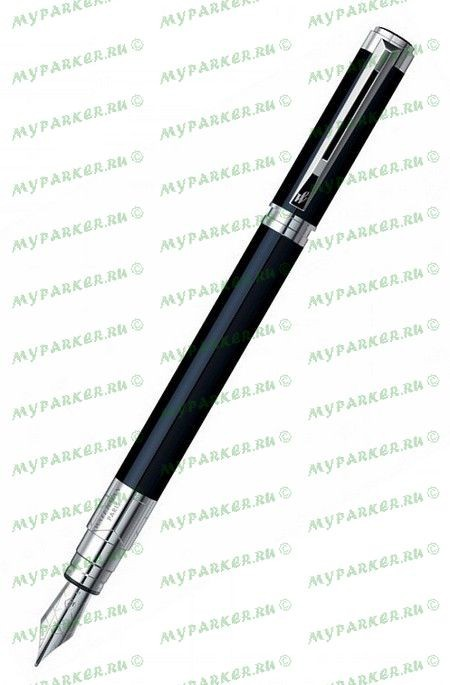 Перьевая ручка Waterman Perspective Black