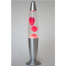 Розовая лава-лампа