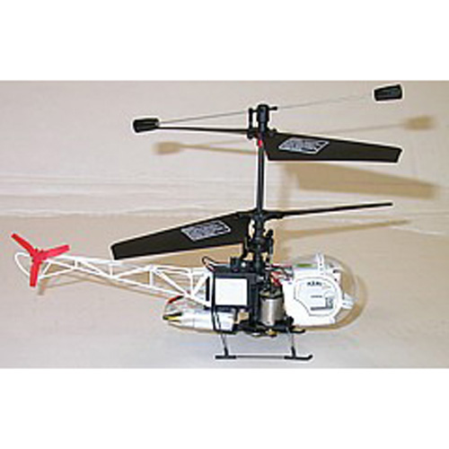 Радиоуправляемый вертолёт «Мини-стрекоза»
