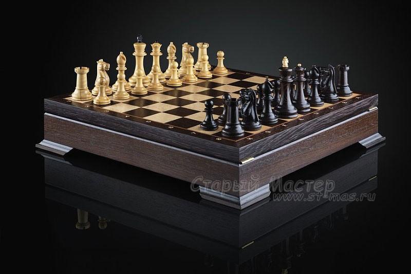 Шахматы «Стаунтон премиум»