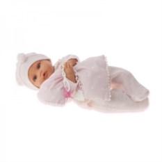 Кукла-малыш Марита в розовом Munecas Antonio Juan
