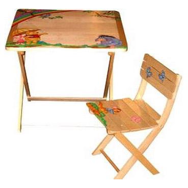 Стол и стул «Малышок»