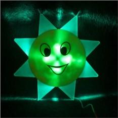 Детский светильник Солнышко