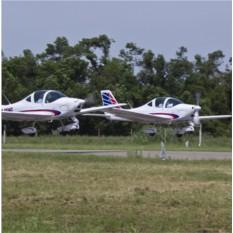 Сертификат 30 минут полета на Tecnam P2002 Sierra