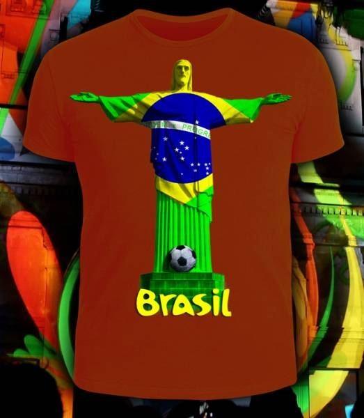 Мужская футболка Rio