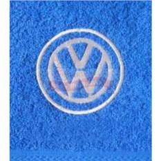 Махровое полотенце с логотипом Volkswagen