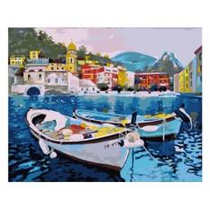Картины по номерам «Тихая гавань»