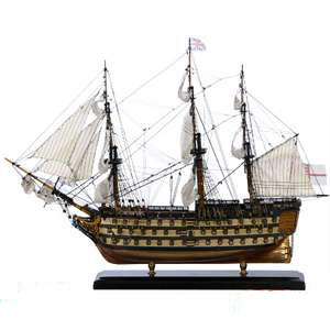 Парусник HMS VICTORY