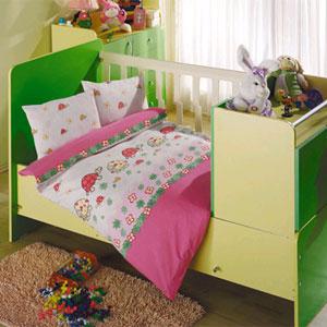 Детское постельное белье Neseli pembe