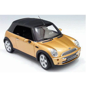 BMW Mini Cooper Convertible