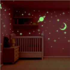 Светящиеся наклейки звездное небо