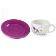 Чайная пара Лаванда