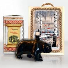 Набор для крепких напитков Бурый медведь