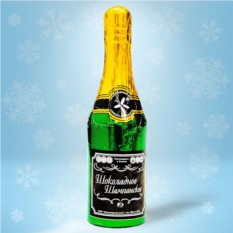 Шоколадное шампанское