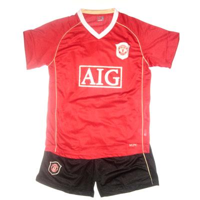 Детская форма Manchester United