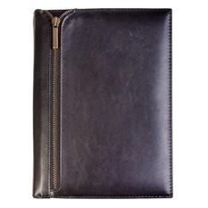 Ежедневник Zip (недатированный, черный)