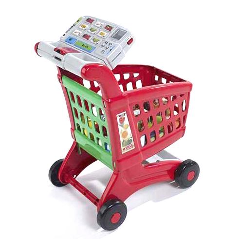Электронная тележка для покупок