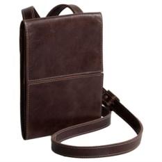 Кожаная сумка-планшет inOrder
