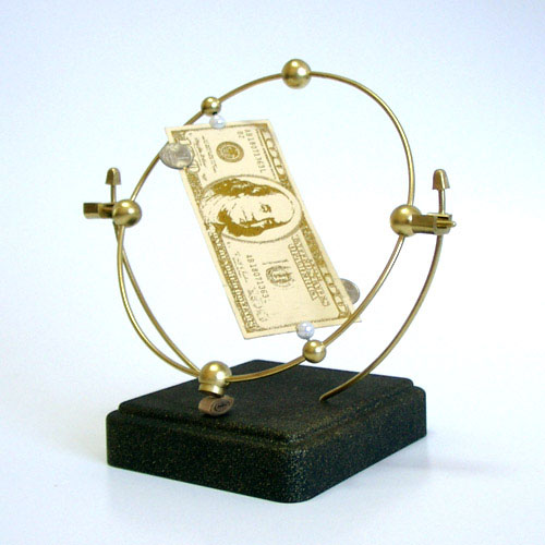Сувенир «Деньги в обороте»