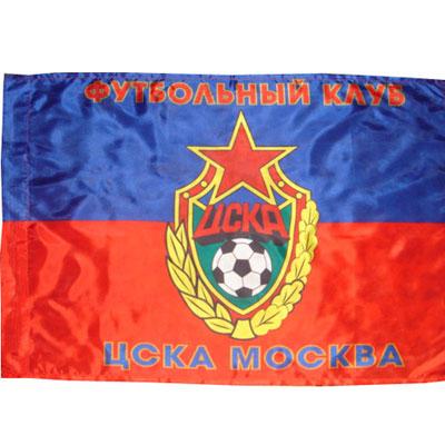 Флаг ЦСКА