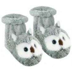 Тапочки-носочки Fun For Feet Snowy Owl Fun