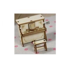Музыкальная шкатулка Пианино