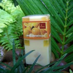Ароматическое мыло «Апельсиновое наслаждение»