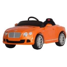 Радиоуправляемый электромобиль bently continental gtc orange