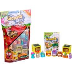 10 фигурок Grossery Gang в упаковке в виде пакета чипсов
