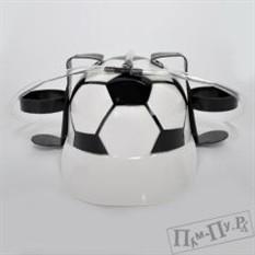 Пивная каска Футбол