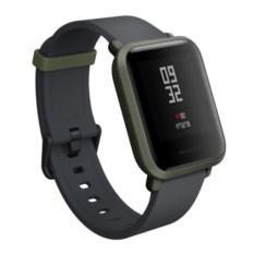 Зеленые умные часы Xiaomi Amazfit Bip