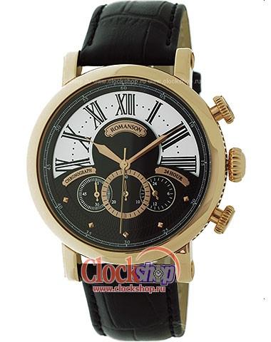 Часы ROMANSON TL 9220B MR (BK)