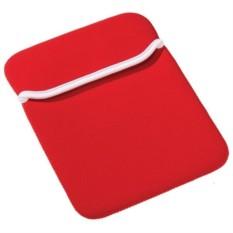 Красный с белым чехол для iPad