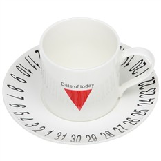 Чайная пара «Календарь»