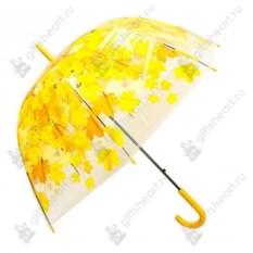 Зонт-трость Золотая осень