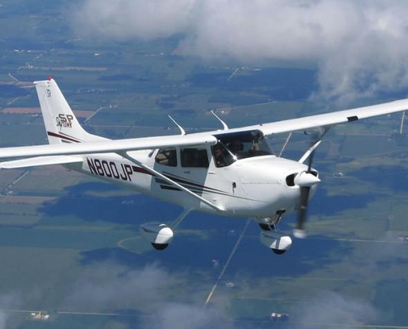 Сертификат 20-60 минут полета на Aquila A210