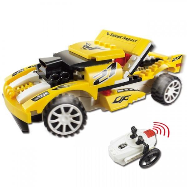 Радиоуправляемый конструктор-машинка LXY10C