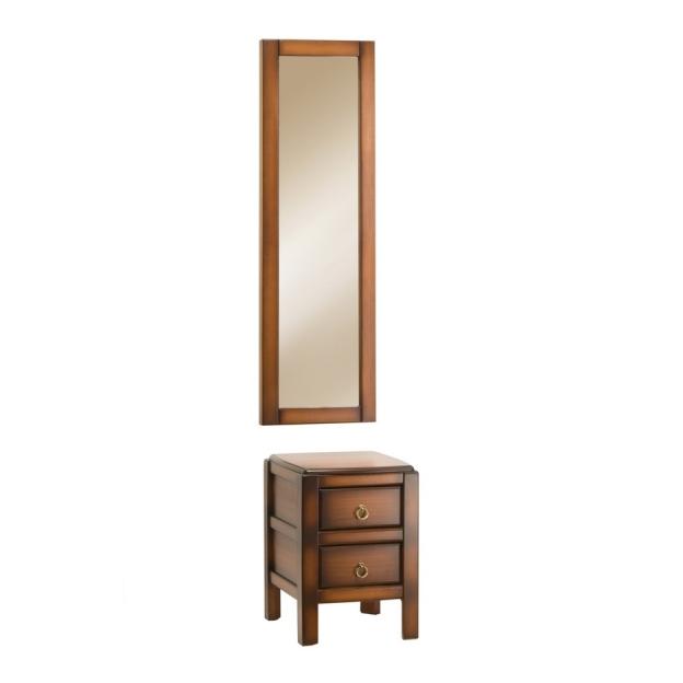 Комплект «Зеркало+Тумба» 6