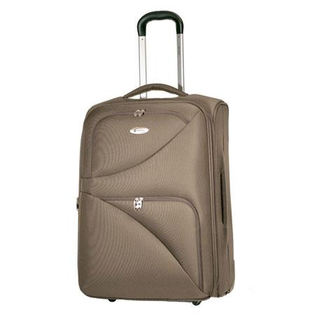 Расширяемый чемодан-тележка Carlton Ergo