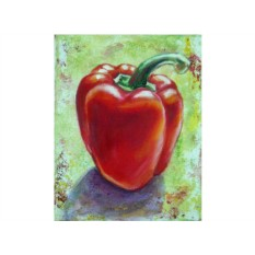 Набор для вышивки стразами «Красный перец»