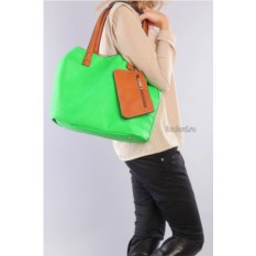 Женская сумка Giovanna Milano green