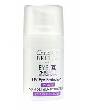 Защитный крем для кожи вокруг глаз SPF30 15мл Christian Breton
