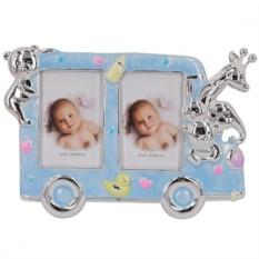 Фоторамка для фотографий малыша Автобус