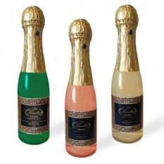 Гели для душа и пена для ванны «Три сорта шампанского»