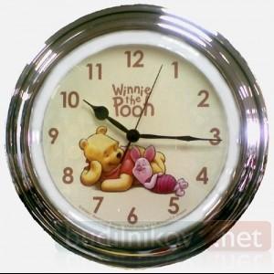 Часы настенные детские Дисней Винни-Пух и Пятачок