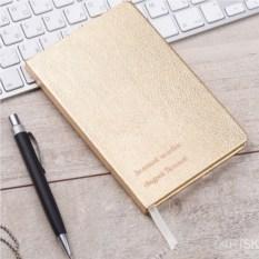 Записная книжка Золотому человеку (маленькая)